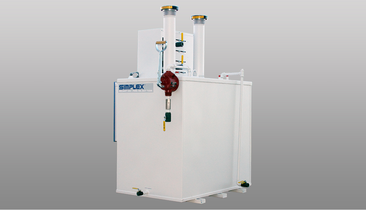 Simplex® | Fuel Supply - Fuel Tanks : Reliant Series