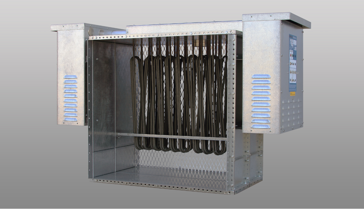 Radiator Airflow Cooled : LBD-Series