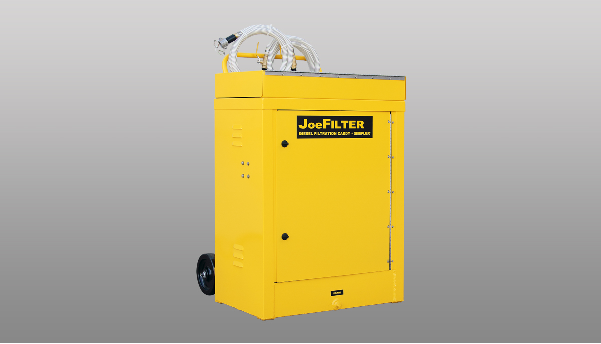 Filtration Systems : Joe Filter
