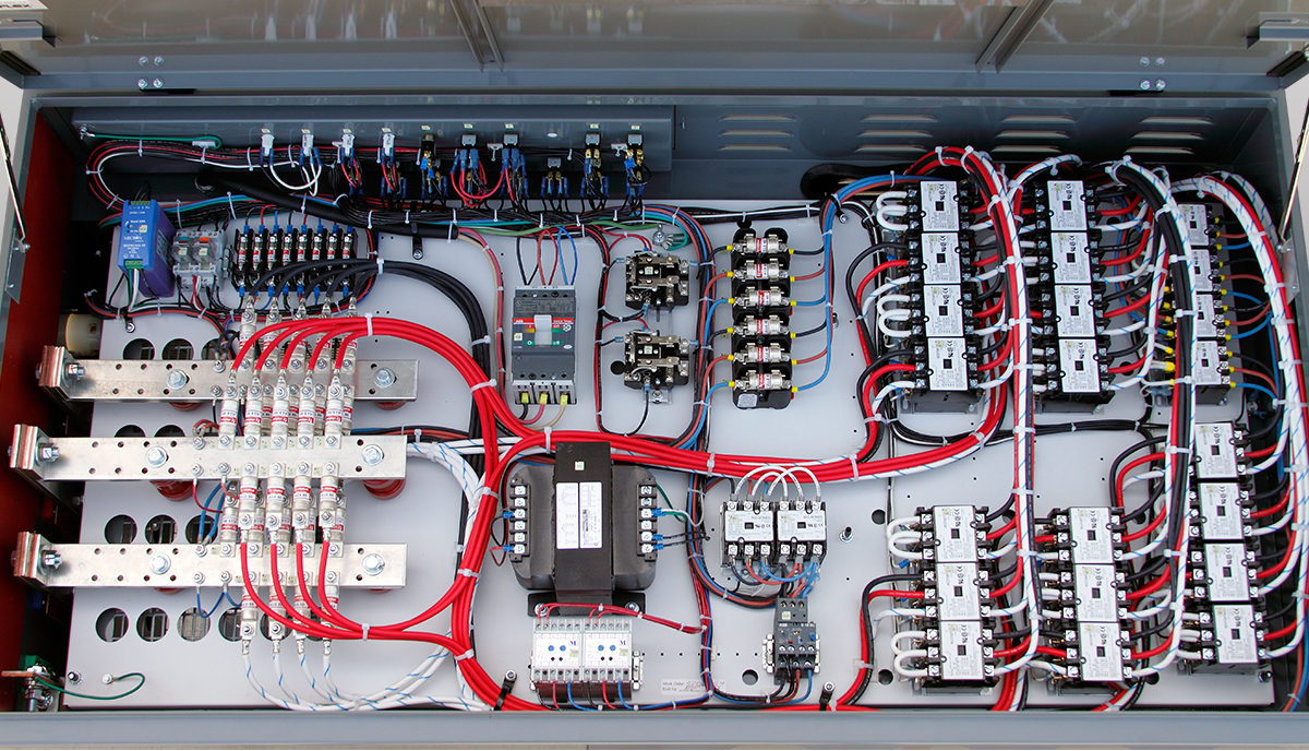 Simplex Load Banks Large Portable Merlin Controller Wiring Diagram