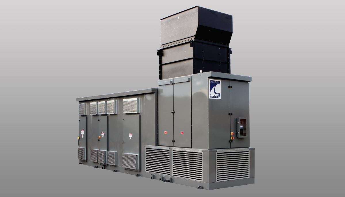 Simplex Medium Voltage Load Bank