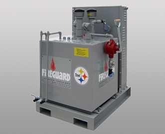 Fire-Rated Fuel Storage