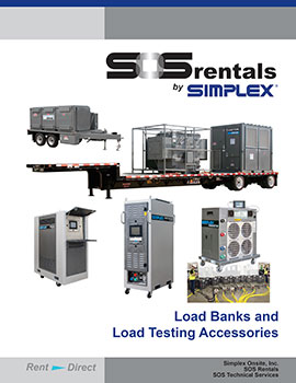 Simplex Onsite Load Bank Rental and Technical Services affiliate