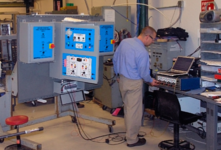 All products are thoroughly inspected and tested by Simplex Quality Assurance captains.
