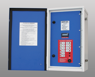 Simplex Fuel Systems - Control and Monitoring - TC-9 Fuel Fill Controller