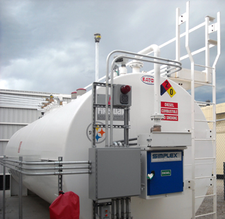 Fuel Delivery tank filling systems