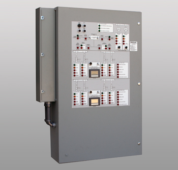 Simplex Mission Critical Fuel Supply Systems - Master Control Panel