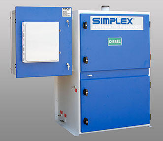 Simplex Tank Filling Systems - Automatic FuelPort
